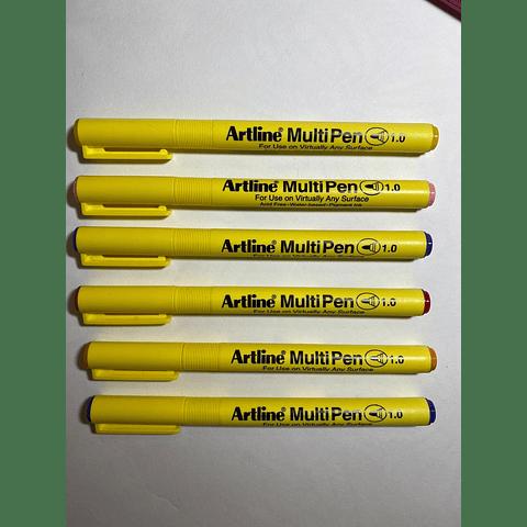 Marcador Multipen Artline 1.0