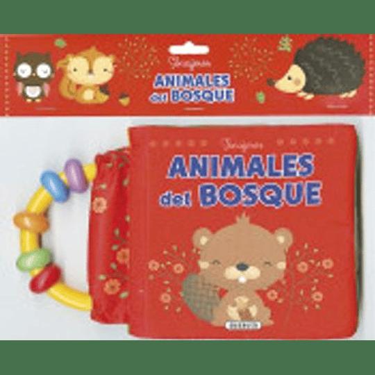 Animales Del Bosque (Sonajeros)
