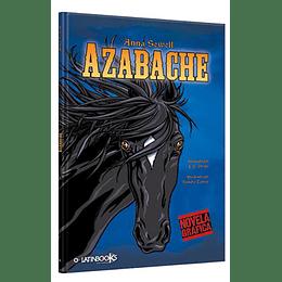 Novela Grafica - Azabache