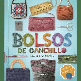 Bolsos De Ganchillo