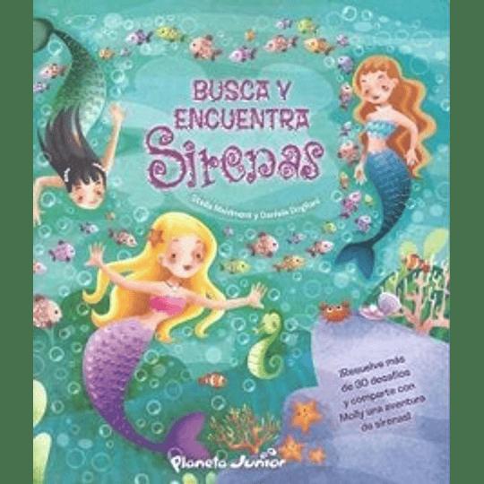 Busca Y Encuentra Sirenas
