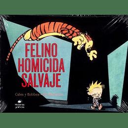 Calvin Y Hobbes - Felino Homicida Salvaje