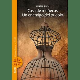 Casa De Muñecas - Un Enemigo Del Pueblo (Naranjo)