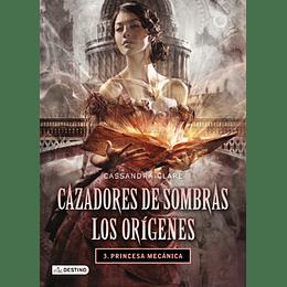 Cazadores De Sombras Los Origenes 3