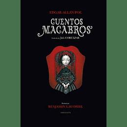 Cuentos Macabros - Ilustrado Por Lacombe