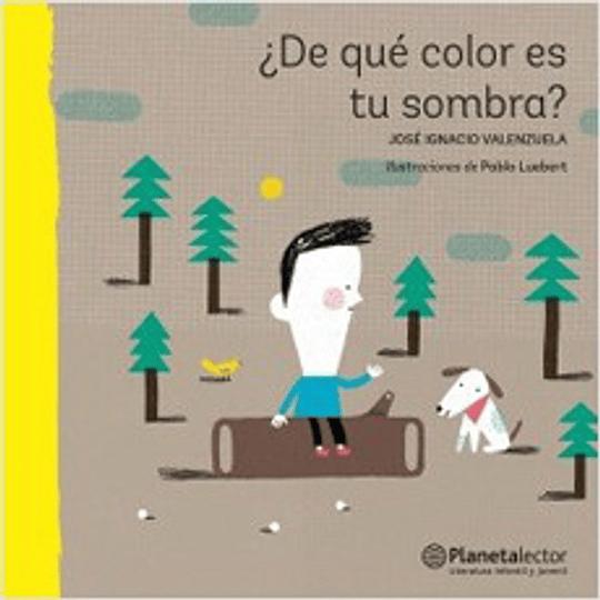De Que Color Es Tu Sombra (Amarillo)