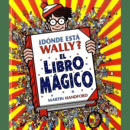 Donde Esta Wally, El  Libro Magico