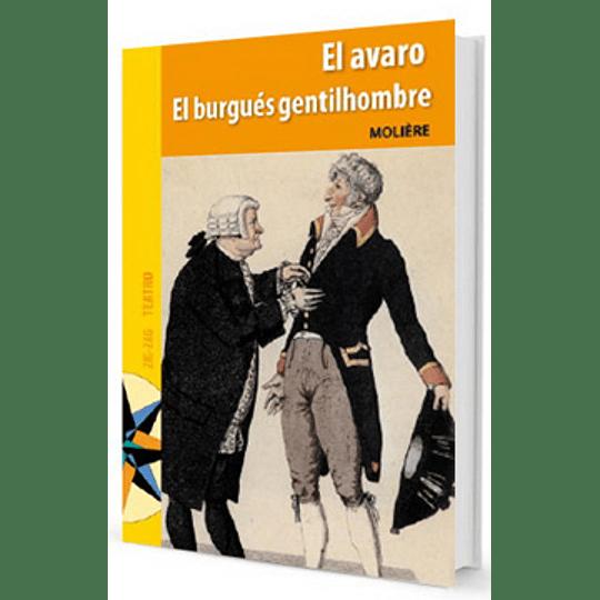 El Avaro - El Burgues Gentilhombre (Naranjo)