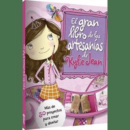 El Gran Libro De Las Artesanias De Kylie Jean