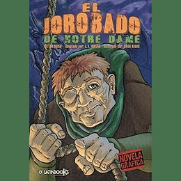El Jorobado De Notre Dame - Novela Grafica -