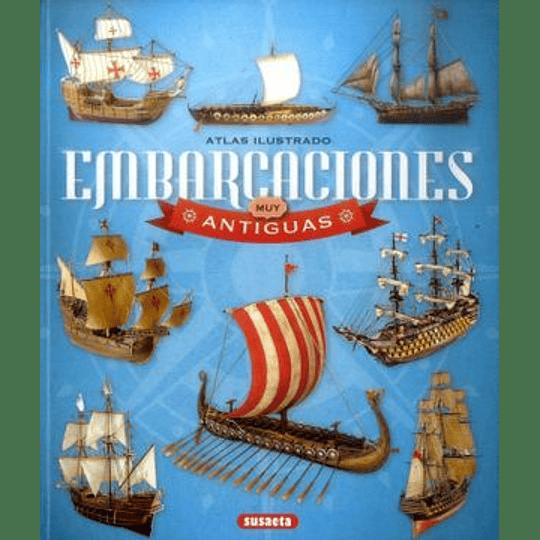 Embarcaciones Muy Antiguas