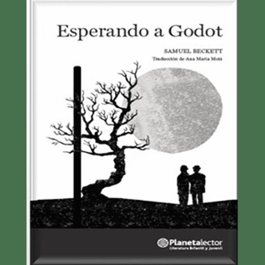 Esperando A Godot (Blanco)