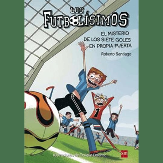 Futbolisimos 2 - El Misterio De Los Siete Goles En Contra