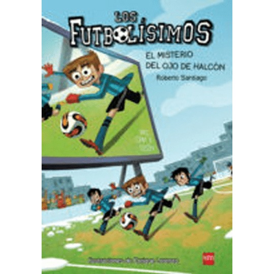 Futbolisimos 4 - El Misterio Del Ojo De Halcon