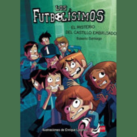 Futbolisimos 6 - El Misterio Del Castillo Embrujado