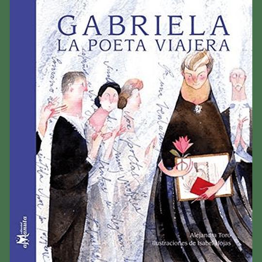 Gabriela La Poeta Viajera