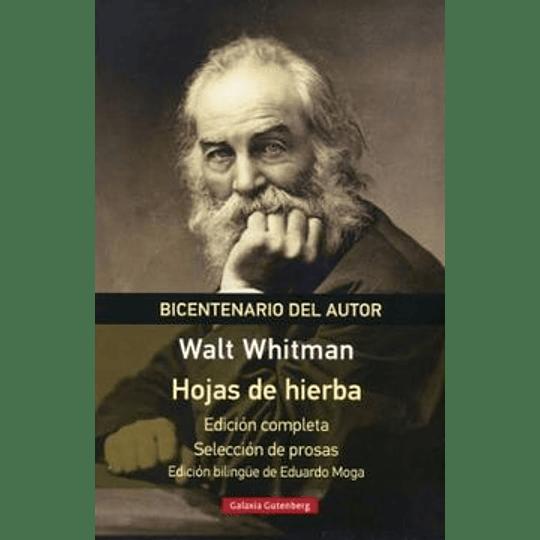 Hojas De Hierba - Edicion Completa Y Bilingue