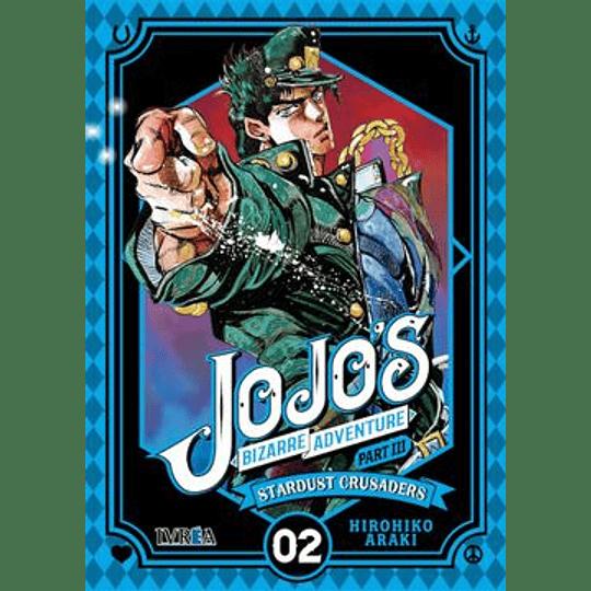 Jojos Bizarre Adventure Part 3 - Stardust Crusaders 02
