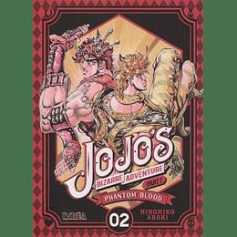 Jojos Bizarre Adventure Part 1 - Phantom Blood 02