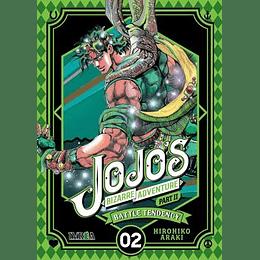 Jojos Bizarre Adventure Part 2 - Battle Tendency 02