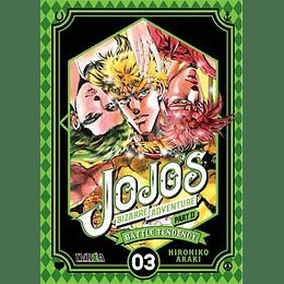 Jojos Bizarre Adventure Part 2 - Battle Tendency 03
