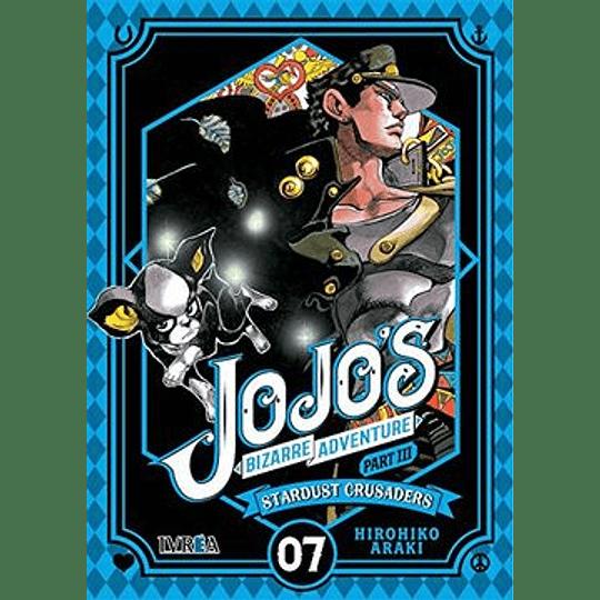 Jojos Bizarre Adventure Part 3 - Stardust Crusaders 07