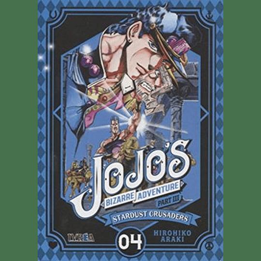 Jojos Bizarre Adventure Part 3 - Stardust Crusaders 04