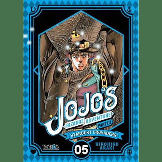 Jojos Bizarre Adventure Part 3 - Stardust Crusaders 05