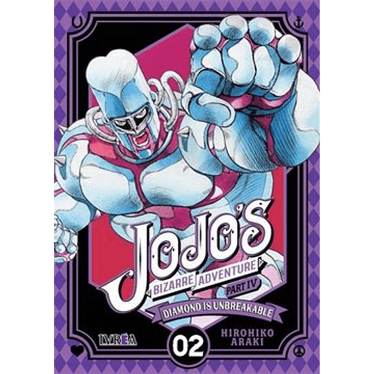 Jojos Bizarre Adventure Part 4 - Diamond Is Unbreakable 02