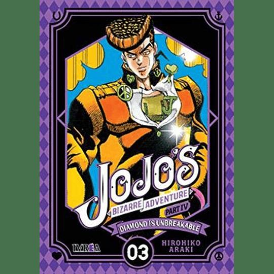 Jojos Bizarre Adventure Part 4 - Diamond Is Unbreakable 03