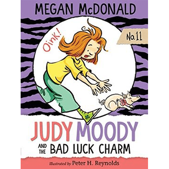 Judy Moody 11 - And The Bad Luck Charm