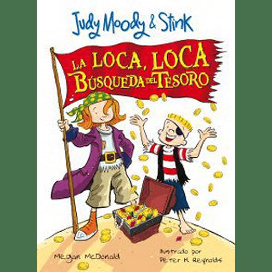 Judy Moody Y Stink - La Loca Loca Busqueda Del Tesoro
