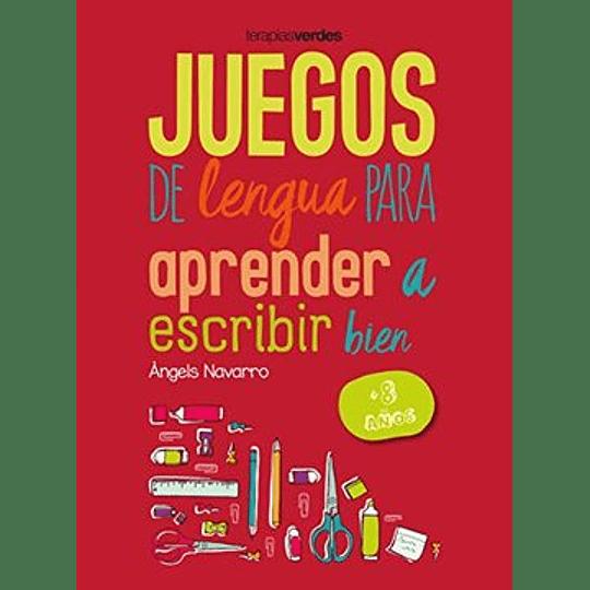 Juegos De Lengua Para Aprender A Escribir Bien - 8 Años