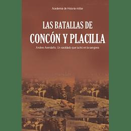 Las Batallas De Concon Y Placilla