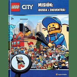 Lego City - Mision Busca Y Encuentra