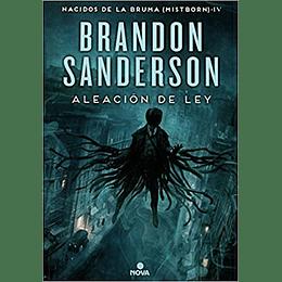 Mistborn 4 - Aleacion De Ley