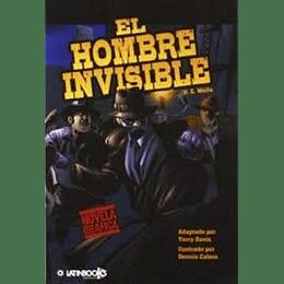 Novela Grafica - El Hombre Invisible