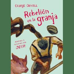 Rebelion En La Granja (Novela Grafica)
