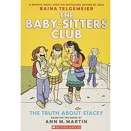 The Baby-Sitters Club 2 - The Truth About Stacey