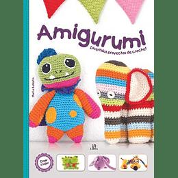 Amigurumis - Divertidos Proyectos De Crochet