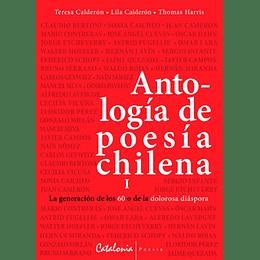 Antologia De Poesia Chilena 1