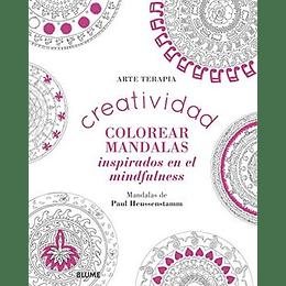 Creatividad. Mandalas Inspiradas En El Mindfulness