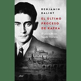 El Ultimo Proceso De Kafka