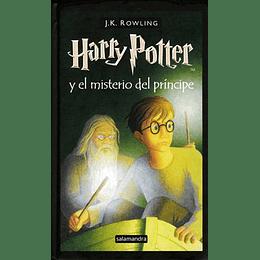 Harry Potter 6 (Td) - El Misterio Del Principe