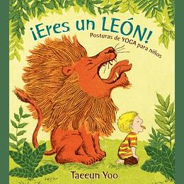 ¡ Eres Un Leon ! Posturas De Yoga Para Niños