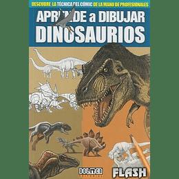 Aprender A Dibujar Dinosaurios