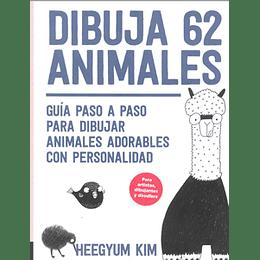 Dibuja 62 Animales