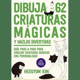 Dibuja 62 Criaturas Magicas