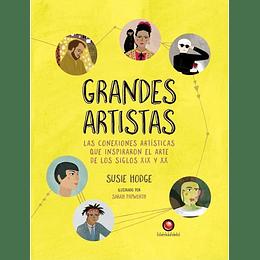 Grandes Artistas. Las Conexiones Artisticas Que Inspiraron El Arte Del Siglo Xix Y Xx