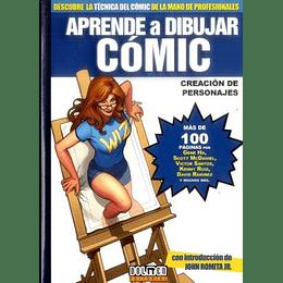 Aprende A Dibujar Comic 4